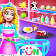 Super Market Clean Up – Girls Cleaning Game