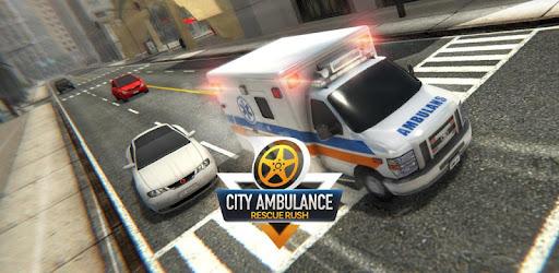 Приложения в Google Play – City Ambulance - Rescue Rush