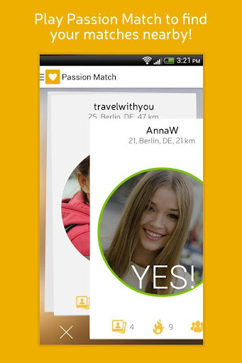 iLove - Free Dating & Chat App 2.1.13 screenshots 2