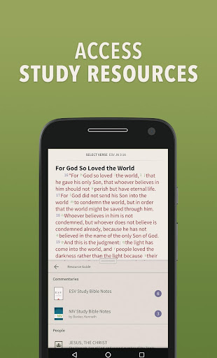 Message Bible by Olive Tree screenshot 4