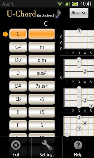 Uchord Ukulele Chord No Ads Apk Download Apkpure