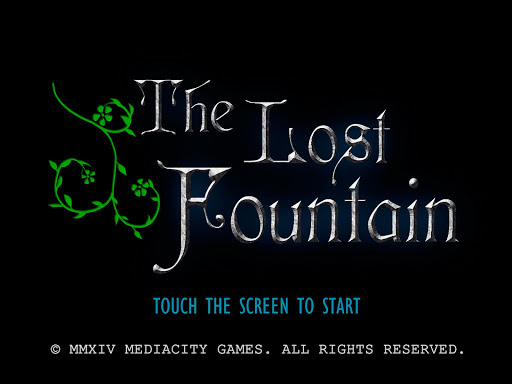 The Lost Fountain - screenshot