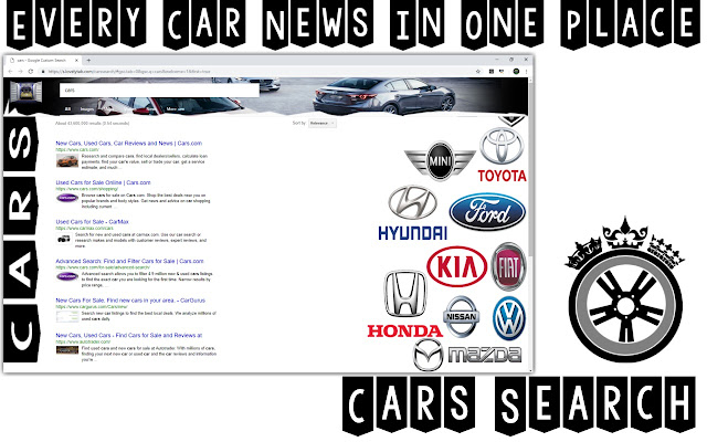 Cars Search