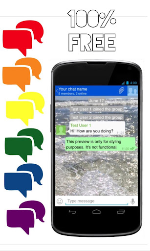 Free Texting App screenshot 9