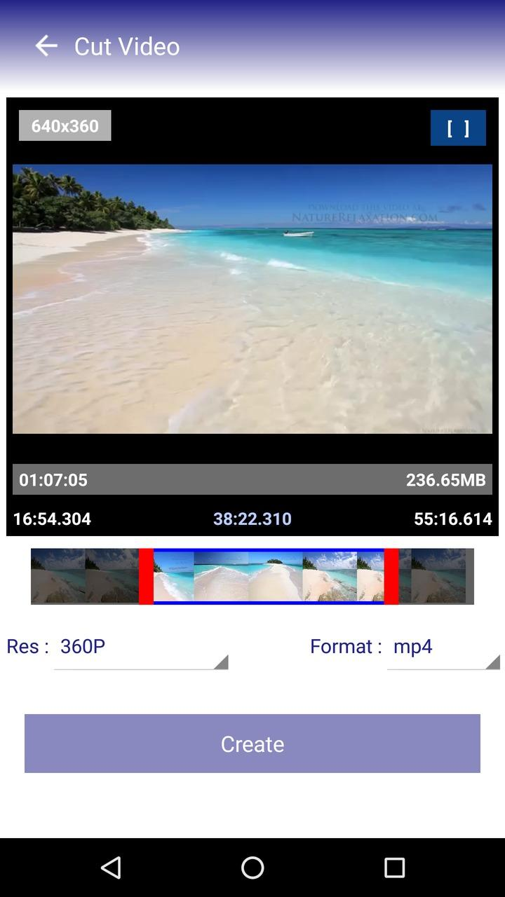 MP4 Video Converter PRO Screenshot 2