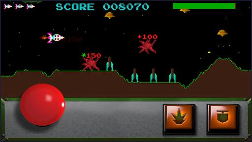 Code Triche Classic Scramble Arcade apk mod screenshots 2