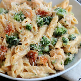 Chicken Alfredo Penne Pasta Recipes.