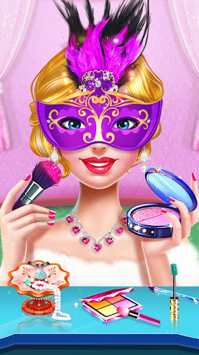 ud83dudc60ud83dudc84Princess Makeup - Masked Prom apkdebit screenshots 17