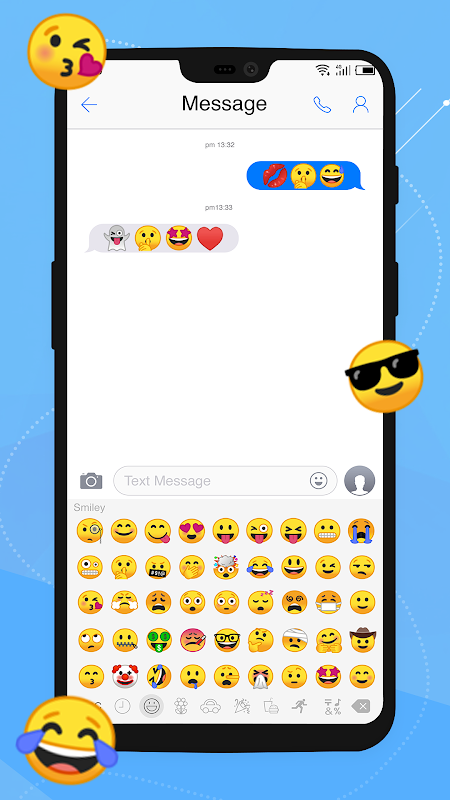 One Messenger 7 - SMS, MMS, Emoji screenshots