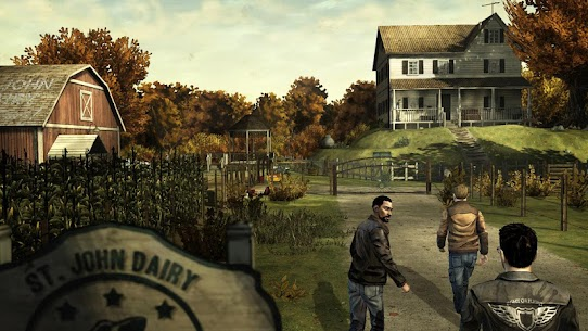 The Walking Dead Season ONE 1.04 Apk + Mod + Data for Android 4