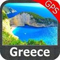 Greece Offline - GPS Nautical and Fishing Charts icon