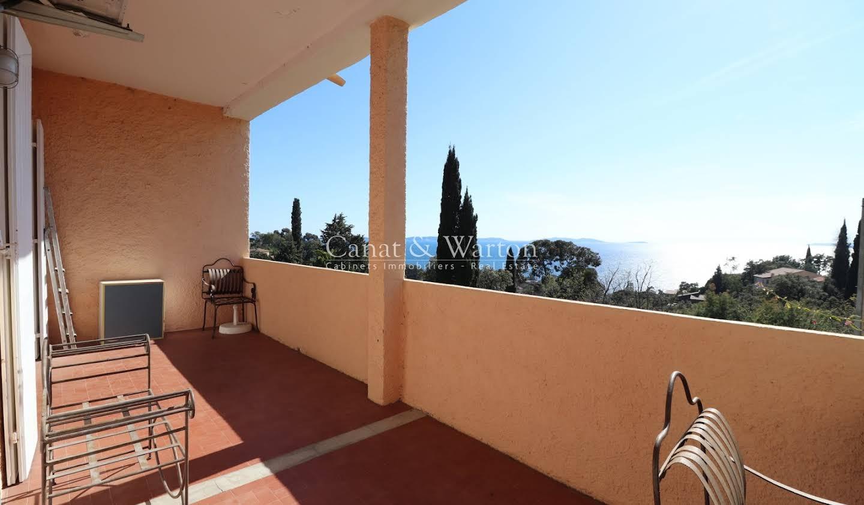 Appartement avec terrasse Rayol-Canadel-sur-Mer
