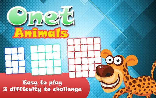 無料解谜AppのOnet Animals|記事Game