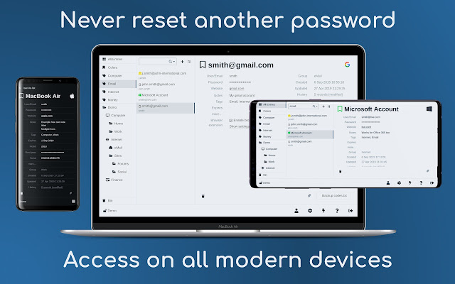 Kee - Password Manager