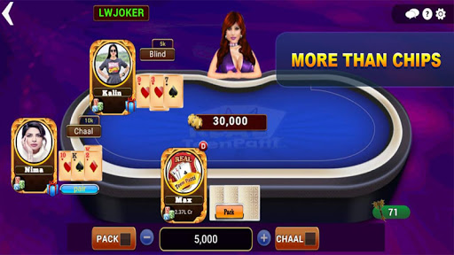 Real Teen Patti  screenshots 4