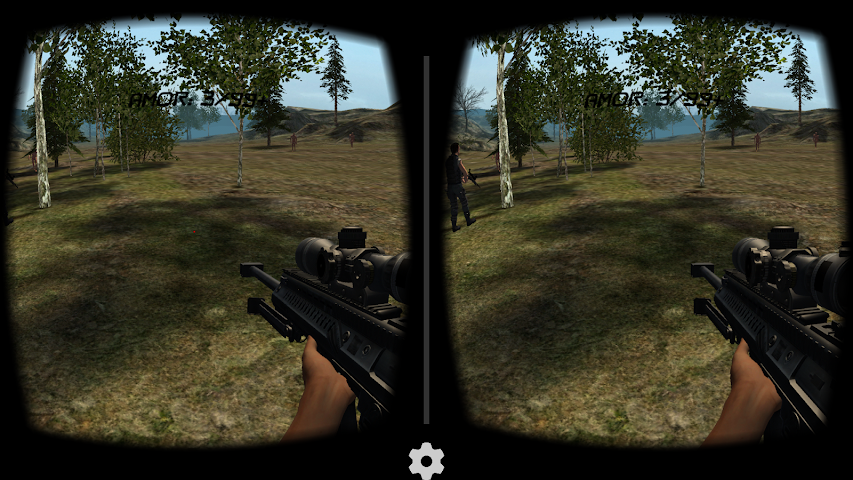 android Ultimate Sniper VR Screenshot 5