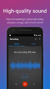 Easy Voice Recorder Pro v2.4.0 build 11045