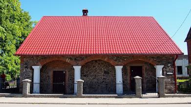 Photo: Komarovskiams priklausiusio Kavoliškio dvaro ūkinis pastatas