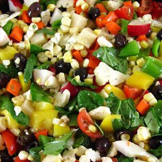 Chopped Marinated Salad
