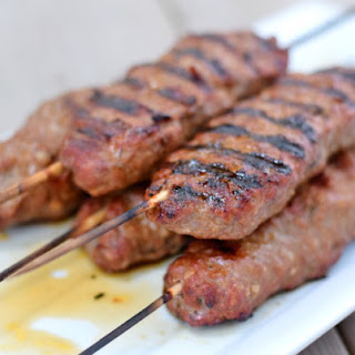 Kefta Kebabs - Middle Eastern Meatloaf.