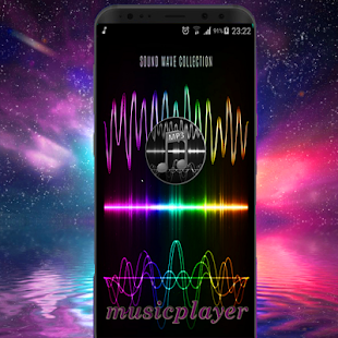 Music Player-New - náhled