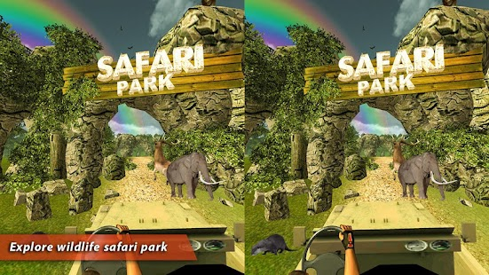 Safari Tours Adventures VR 4D- screenshot thumbnail