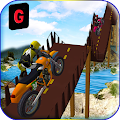 Bike Stunt Racing Tricky Track Driving 🚵