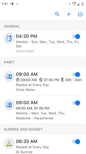 Smart Alarm Clock screenshot 2