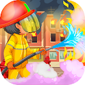 Pretend Play Firefighter : Rescue Town Firestation icon