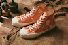 og style 24 lx (canvas) hibiscus persimmon