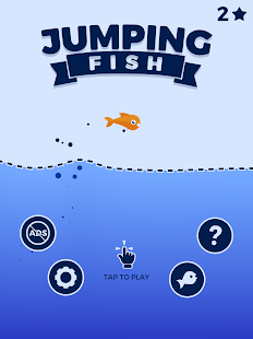 Jumping Fish- screenshot thumbnail
