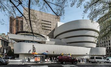 Photo: Guggenheim Museum - New York City