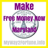 Make Free Money In Maryland