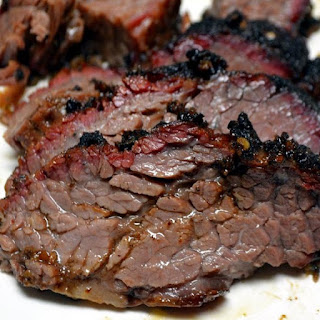 Slow Cooker Barbecued Beef Brisket