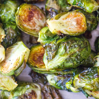 How To Roast Brussels Sprouts.