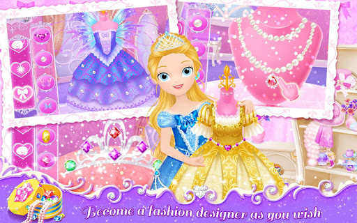 Princess Libby: Dream School 1.1 screenshots 13