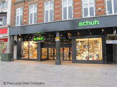 huge discount f071a e2e76 Schuh on Long Row - Shoe Shops in City Centre, Nottingham ...