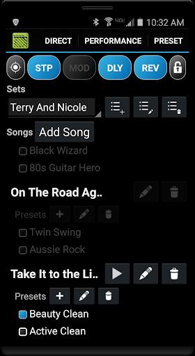 Remuda Lite - USB Guitar Amplifier Control App 1.8.4-lite screenshots 6