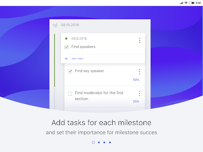 App Wingo Plan: visual project manager & goal planner APK for Windows Phone