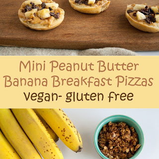 Peanut Butter Banana Pizza Recipes