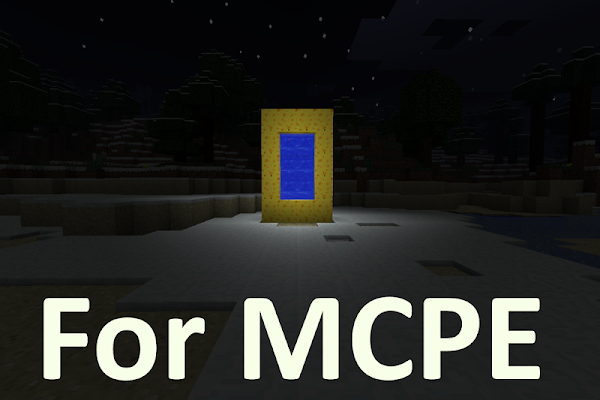 Mod Portal Minecraft Ideas - screenshot