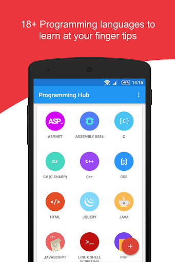 Download: Programming Hub APK + OBB Data - Android Apps