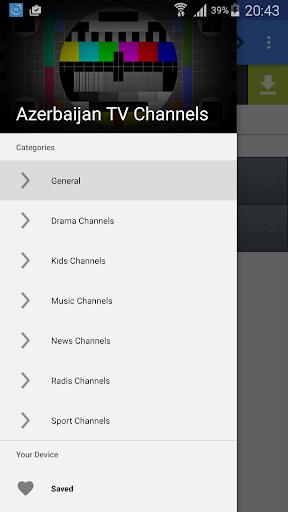 TV Azerbaijan All Channels