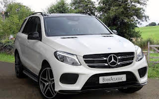 Mercedes-Benz GLE 450 Rent Monaco