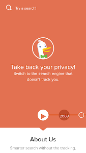 Privacy Browser screenshot 2