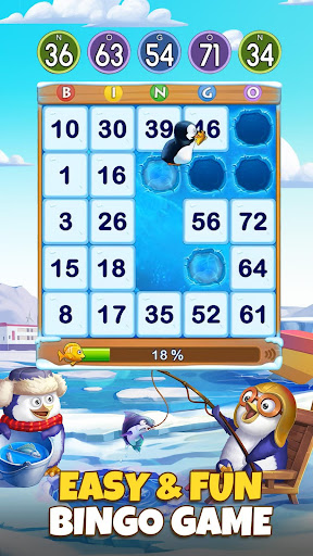 Bingo Party - Free Bingo Games 2.3.9 screenshots 3