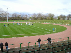 Photo: 09/04/07 v Billingham Town (Northern League) - contributed by David Norcliffe