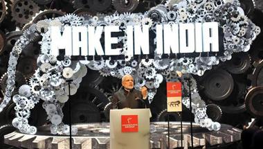 Narendra Modi, Make in India, Indian Industry
