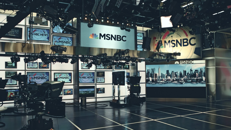 Coronavirus Pandemic on MSNBC