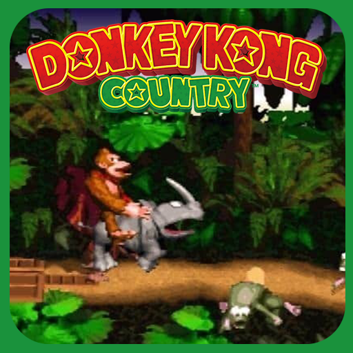 SNES Dnkey Kong Adventure
